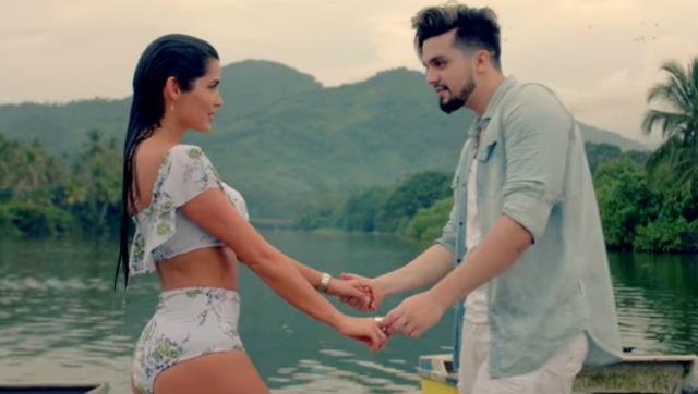 Luan Santana divulga novo clipe gravado na Colômbia – Veja Vídeo