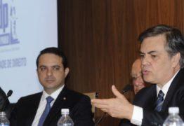 Em São Paulo, Cássio reitera posicionamento contra fundo público de campanha