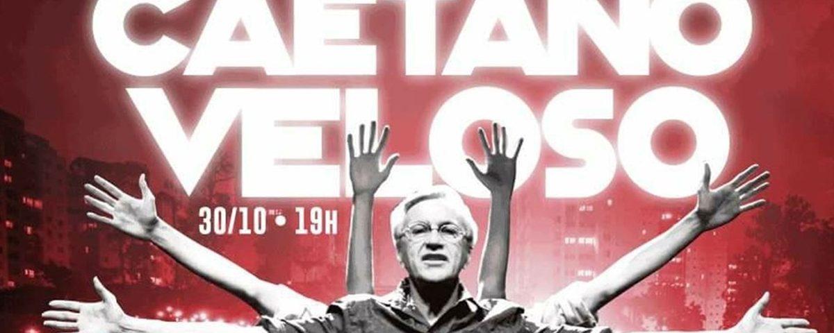 Caetano Veloso MST 1200x480 - Censura a show de Caetano ressuscita fantasmas da ditadura