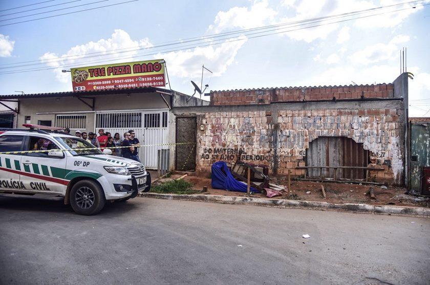 Criança atropelada no Itapoã - VEJA VÍDEO: Carro desgovernado invade casa e mata criança de 3 anos