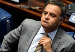 ACUSADO POR CORRUPÇÃO: STF analisa processo contra Aécio Neves na próxima terça-feira