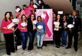 Assembleia Legislativa faz ação de prevenção ao câncer de mama
