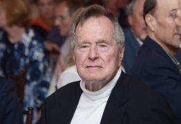 Após ser acusado de assédio sexual, George Bush pai pede desculpas