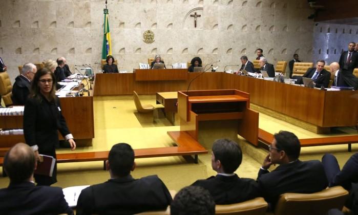 Supremo mantém correção de ações trabalhistas pelo antigo índice