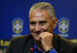 Tite anunciará convocados da seleção brasileira para Copa no dia 14 de maio