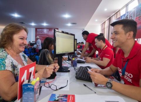 031 - Mais de 110 mil Servidores do Estado formalizaram suas contas