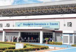 Hospital de Trauma de João Pessoa divulga balanço do feriadão de Finados