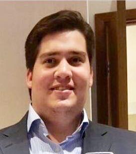 Morreu em São Paulo, André Frade, filho do engenheiro Gilson Frade ex-presidente do Sinduscon