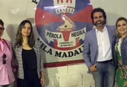 Campina Grande será homenageada por escolas de samba do Rio e de São Paulo