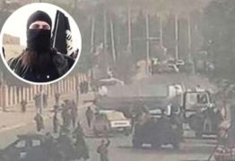 Terroristas invadem emissora de TV no Afeganistão – VEJA VÍDEO