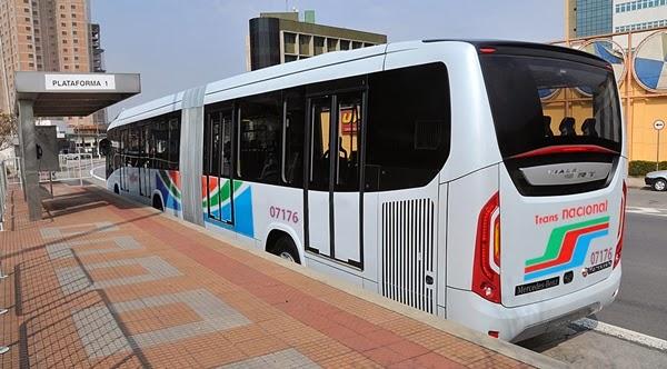 Viale BRT Paraiba - Prefeitura de João Pessoa lança edital para licitação do BRT no Corredor Pedro II