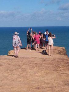agentes turismo conde 225x300 - Agentes de viagem estrangeiros vem a Paraíba conhecer o estado