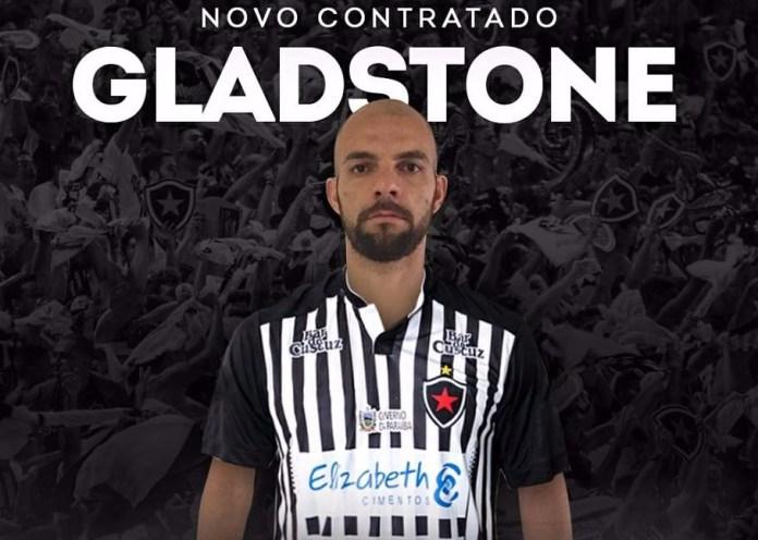 Botafogo-PB anuncia mais uma nova contratação para a temporada 2018