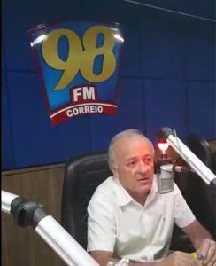 branco mendes - VÍDEO – Branco Mendes anuncia investimento que irá gerar cerca de 500 empregos no Litoral Sul da PB
