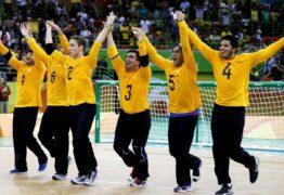 Atleta paraibano vai disputar o Campeonato das Américas de Goalball