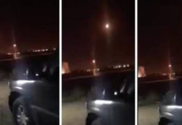 Vídeo: Arábia Saudita intercepta míssil balístico que atingiria aeroporto internacional lotado