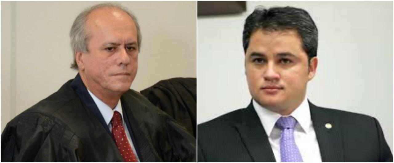 efraim zeca porto  - ZECA PORTO x EFRAIM FILHO: Desembargador move seis ações contra deputado federal após acusações de 'tráfico de influência'