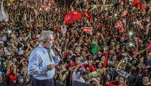 lula mutidão - Lula fez muito bem em dizer que 'perdoa os golpistas' - Por Daniel Samam