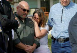 Ataque em igreja no Texas mata oito membros da mesma família