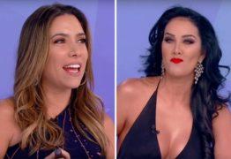 Patricia Abravanel detona Helen Ganzarolli: 'Ela é um par de peitos'