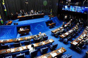 senado 300x199 - Senado aprova voto distrital misto e projeto segue para a Câmara