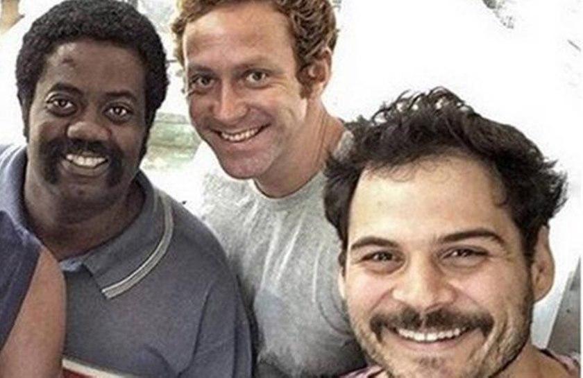 sergio hondjakoff - Sérgio Hondjakoff volta à TV após ser caixa em restaurante nos EUA