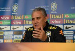 Tite quer Brasil forte sem Neymar e diz que ainda há disputa por vagas na Copa