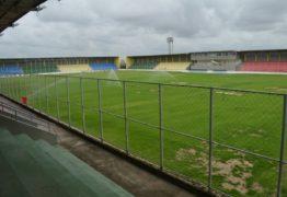 Jogos do Paraibano podem acontecer na Graça enquanto Tomazão está vetado