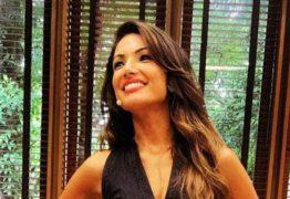 Patrícia Poeta fala sobre solteirice: 'Estou curtindo'