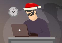 Conheça os golpes virtuais mais comuns no Natal