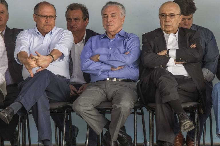 PESQUISA DATAFOLHA: Mesmo melhorias na economia, rejeição a Temer, de 71%, para de subir