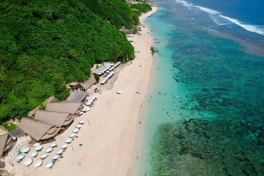 Bali praia - BALI: o destino mais fotogênico do Instagram