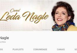 Fora da tevê, jornalista Leda Nagle encontra espaço no YouTube -VEJA VÍDEO