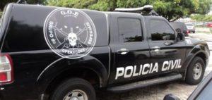 carro goe 800x378 300x142 - Polícia Civil prende suspeitos de praticar sequestros-relâmpagos em João Pessoa