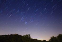 Chuva de estrelas cadentes pode ser vista nesta madrugada