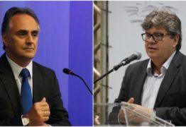 Luciano X João: Prefeito de João Pessoa lidera enquete de pretensão de voto para governador do estado