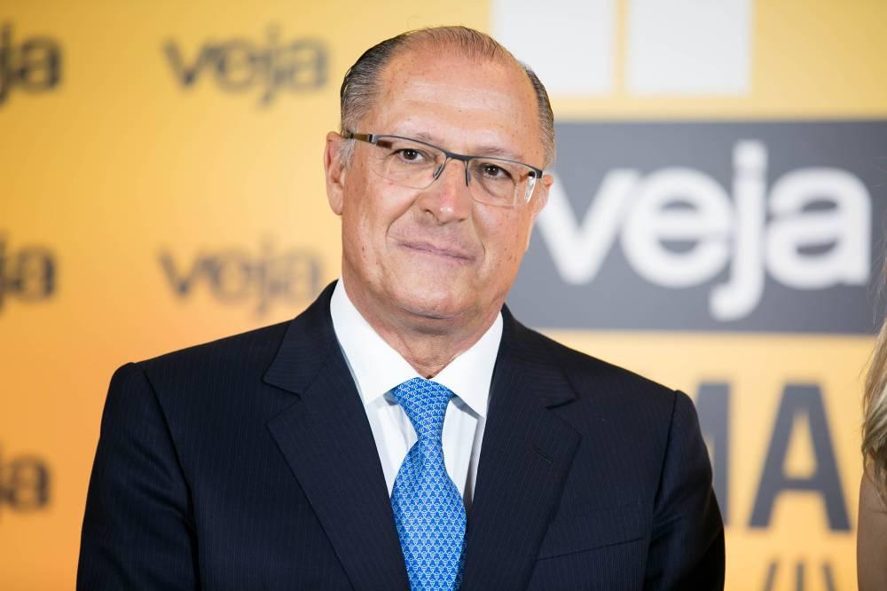 PESQUISA 2018: Alckmin lidera intenção de voto para presidente em SP