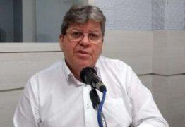 Secretário João Azevedo confirma recebimento de supersalário apontado pelo TCE-PB