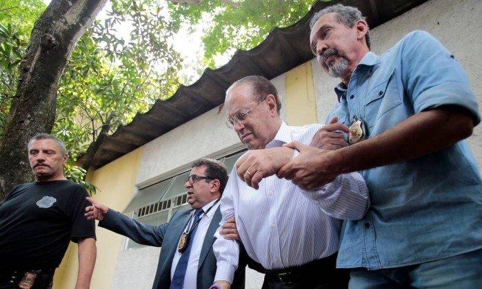 maluf - Maluf passa mal e é internado em hospital de Brasília