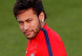 Neymar deve desfalcar novamente o PSG na próxima quarta-feira