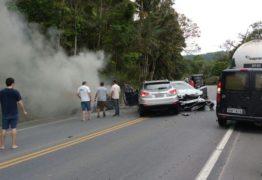 VEJA VÍDEO: Ex-deputado é flagrado bêbado após causar acidente grave