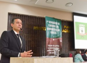seminario santa rita 300x219 - Prefeitura de Santa Rita promove seminário de controle no TCE-PB