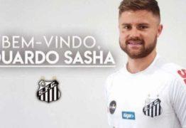 Santos anuncia contratação de atacante Sasha por empréstimo