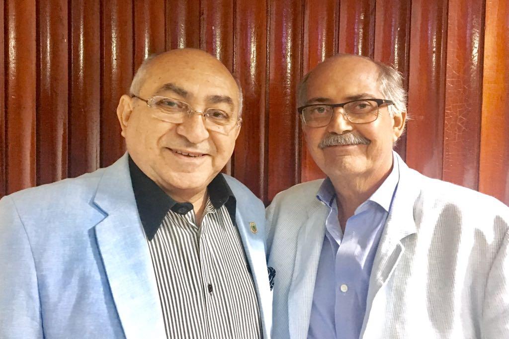 Morreu hoje no Hospital da Unimed o empresário paraibano Fernando Acioly