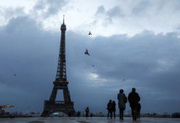 Tempestade Eleanor força o fechamento da Torre Eiffel