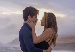 Lucas Veloso comemora primeiro mês de namoro com Nathália Melo
