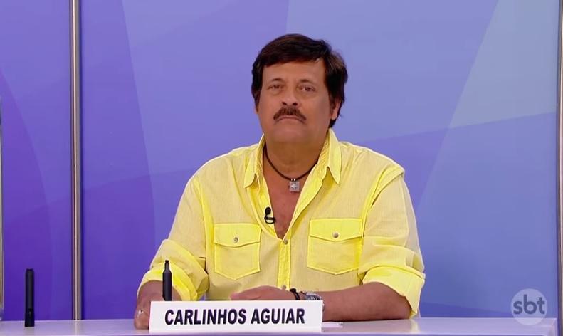 Carlinhos Aguiar é recontratado pelo SBT: 'Ele abriu a porta de novo'