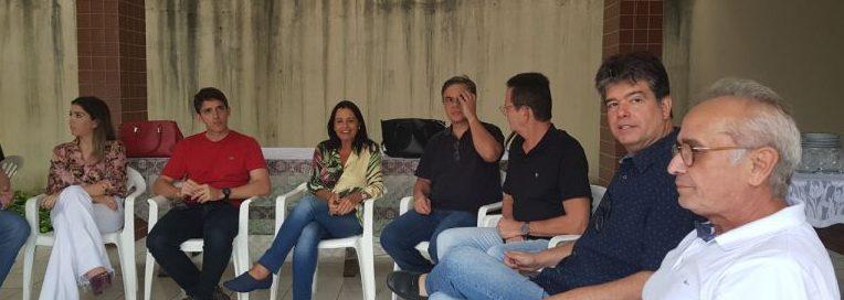TUCANOS REUNIDOS: PSDB está reunido em Camboinha para decidir direcionamento do partido