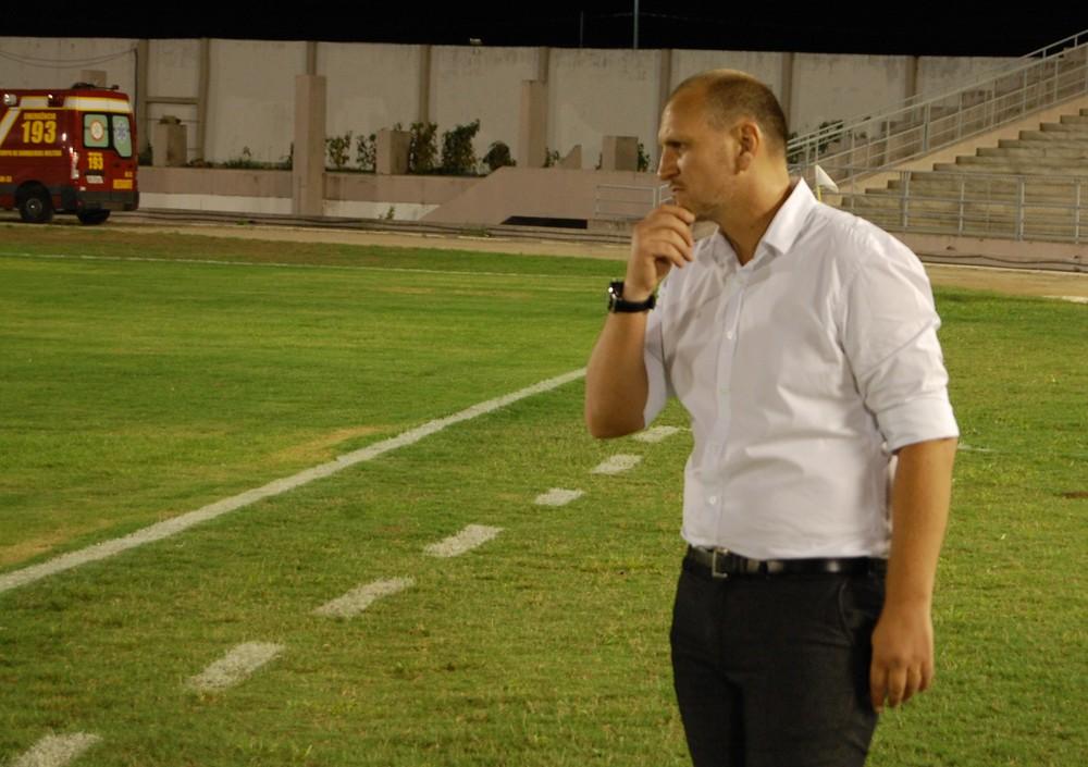 dsc 0293 upwgqJe - Desportiva Guarabira anuncia Luciano Silva como substituto de Wassil Mendes