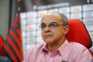 eduardo bandeira de melo 300x200 - Flamengo e Caixa estão otimistas sobre renovação de contrato de patrocínio